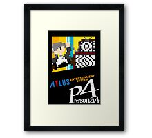 Super Persona 4 Framed Print
