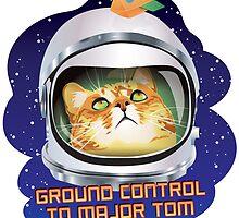 Ground Control to Major Tom by majortomcat