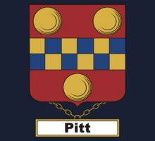 Pitt Coat of Arms (English) Kids Clothes