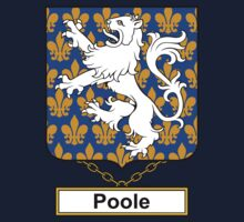 Poole Coat of Arms (English) Kids Clothes