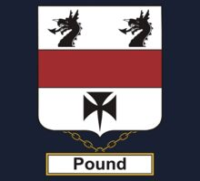 Pound Coat of Arms (English) Kids Clothes