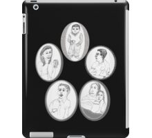 2 siblings and a few cousins... iPad Case/Skin