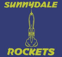 Sunnydale Rockets by Paul Elder