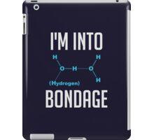 I'm into Hydrogen iPad Case/Skin