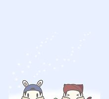 Wanna Build A Snowman? by hyungmilk
