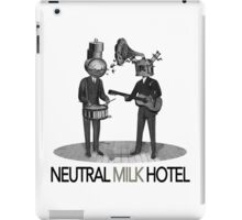 Neutral Milk Hotel iPad Case/Skin