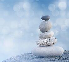 Blue Balance by artsandsoul