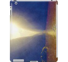 Sunshine Over Muddy River iPad Case/Skin