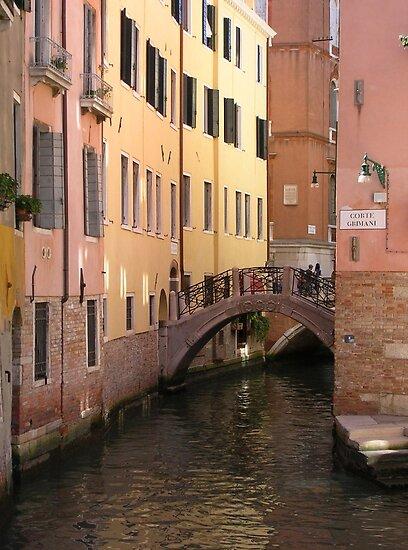 Corte Grimani, Venice by lezvee