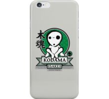 Kodama Sake iPhone Case/Skin