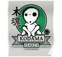 Kodama Sake Poster