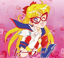 Code Name Sailor V by Rickykun