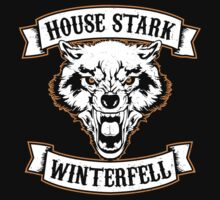 House Stark - Winterfell T-Shirt