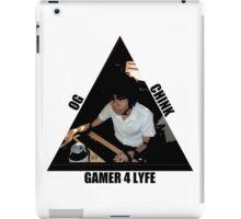 OG CHINK GAMER FOR LYFE iPad Case/Skin