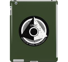 Halo Office of Naval Intelligence U.N.S.C. Logo iPad Case/Skin