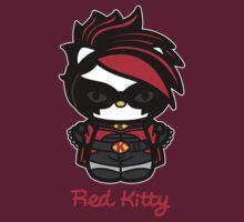 Red Kitty by davidj8580