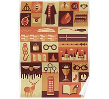Accio Items Poster