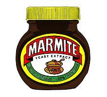 Marmite Photographic Print