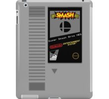 Nes Cartridge: Super Smash Bros iPad Case/Skin