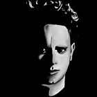 Depeche Mode : Martin Gore From Song Of Faith and Devotion by Luc Lambert