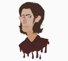 Sam Winchester by deerkid