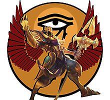 Azir - League of Legends Photographic Print