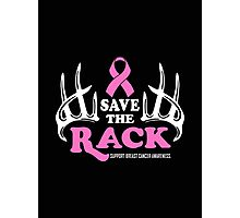 Save the Rack Photographic Print
