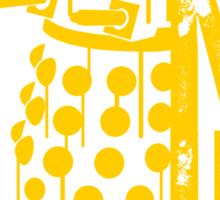 EXTERMINATE 2 Sticker