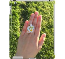 Promise Ring iPad Case/Skin