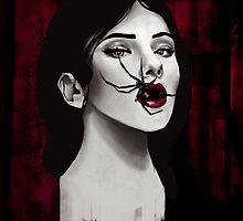 The Black Widow by sacroslash