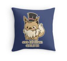 Good EEVEEning Throw Pillow