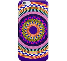 Funky Mandala iPhone Case/Skin