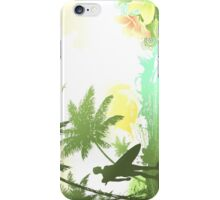 Lets Go Surfing Now iPhone Case/Skin