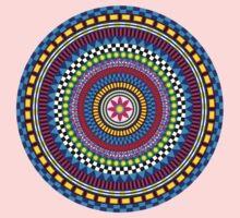 Geometric Mandala Kids Clothes
