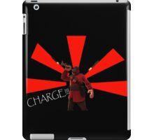 Charge iPad Case/Skin