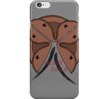 Black Sails iPhone Case/Skin
