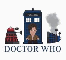 Doctor Who by nardesign
