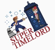 Super TimeLord T-Shirt
