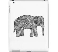 Wise Old Elephant iPad Case/Skin