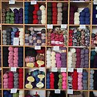 Truro wool shop by Roxy J
