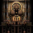 Infernal Steampunk Machine #3 by Steve Crompton