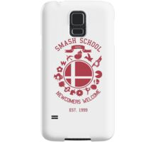 Smash School Newcomer (Red) Samsung Galaxy Case/Skin