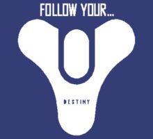 Follow Your Destiny [Pixel Art] by Dracolunnaa
