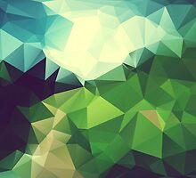 Green Hill Polygon by destinyislands