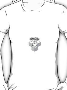 QBert Stencil T-Shirt
