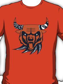 The Chi Beast - Bears Theme T-Shirt