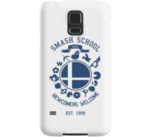 Smash School Newcomer (Blue) Samsung Galaxy Case/Skin