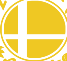 Smash School Newcomer (Yellow) Sticker