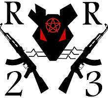 Raging Rat RR23 by RagingRat23