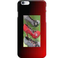 STEPPING IT UP .. A NOTCH! iPhone Case/Skin
